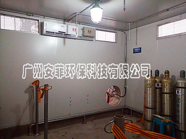BFKT-3.5/1.5p分体壁挂式防爆空调