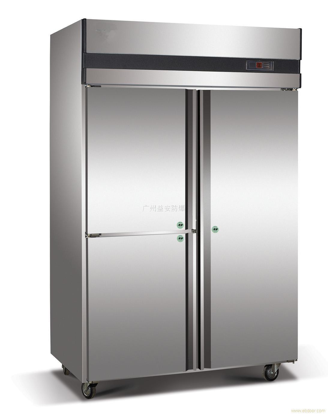 冰箱触电矢量图